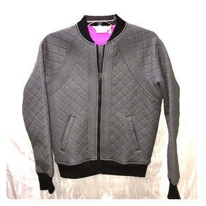 Athletic bomber jacket size xs